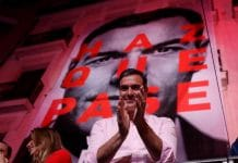 Spanish elections: Socialists win majority of votes but far-right Vox surges