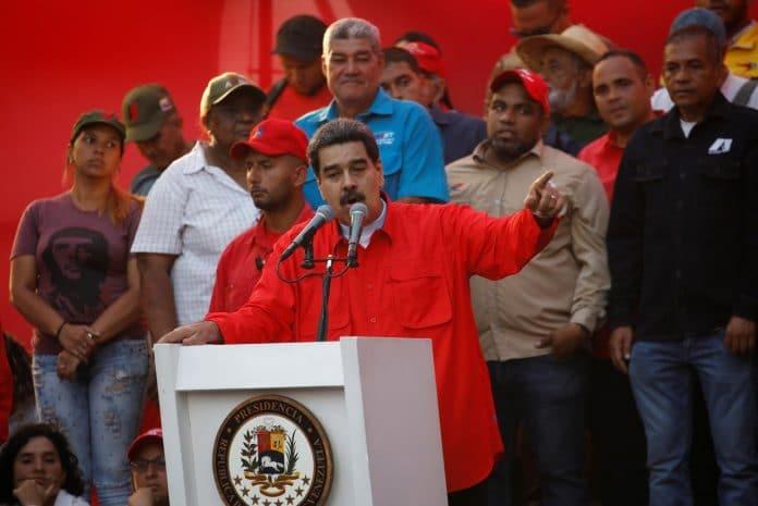 Venezuela crisis puts Trump policy to the test