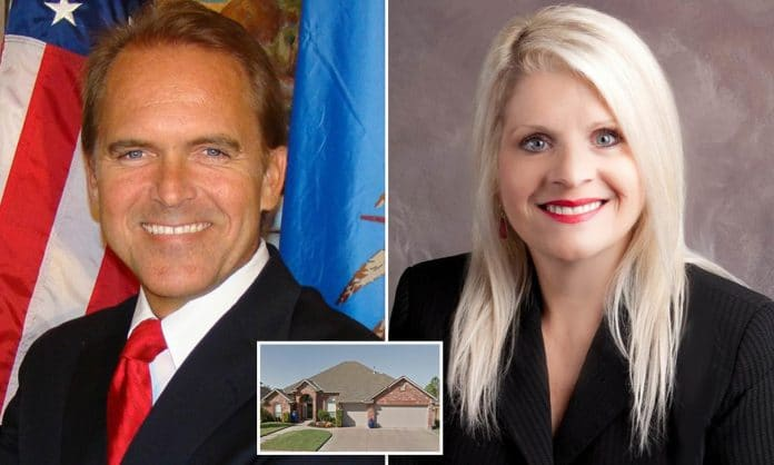 Former Oklahoma state senator is found dead inside his house just one day after Arkansas GOP senator
