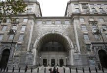 Headquarters of the British Security Service (MI5) in London, UK © Reuters / Peter Nicholls