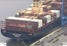 16.5 tons of cocaine worth $1 billion seized at Philadelphia port