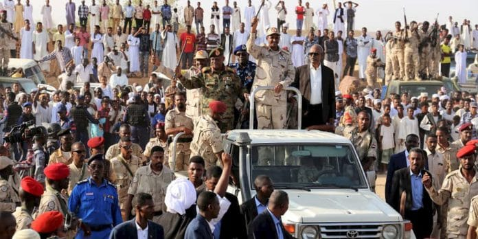 Tough talk by the AU and US looks unlikely to dislodge Sudan's military junta